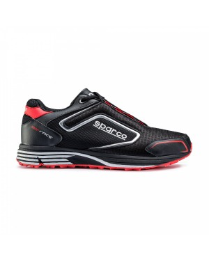 SPARCO MX RACE LEISURE SNEAKERS ΜΑΥΡΟ/ΚΟΚΚΙΝΟ (001216NR)