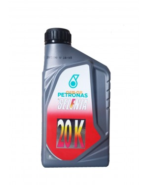 PETRONAS SELENIA 20K 10W40 1Lt SYNTHETIC (280)