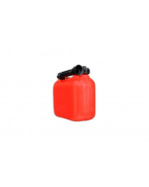 Plastic jerry can with nozzle 5L Impex (463755)